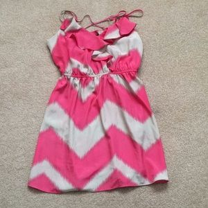 NWT sequin hearts dress
